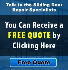sliding door repair free quote sydney